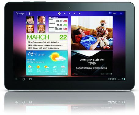 Компания Samsung выпустила обновленный планшет Galaxy Tab 10.1