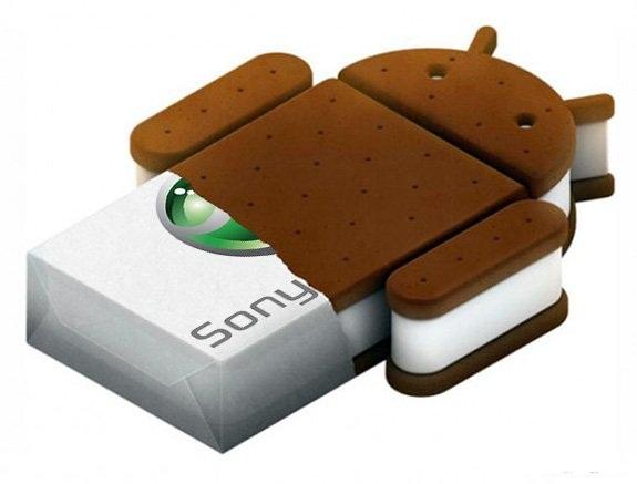 Sony Ericsson: 10 смартфонов, что получат Android 4.0