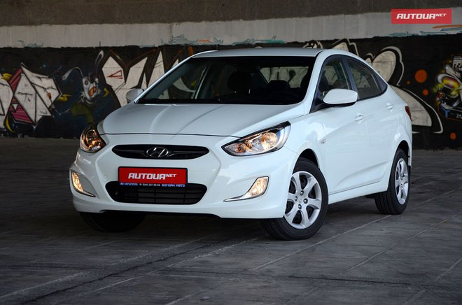 Hyundai Accent (Хюндай Акцент)