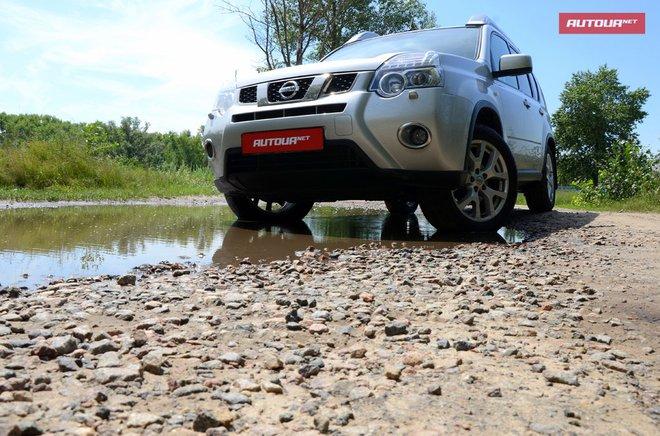 ���������� Nissan: Nissan X-Trail. ������� ����������� Nissan ...