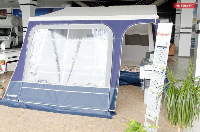 Палатка-прицеп