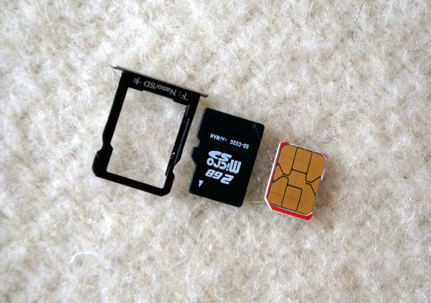 Использование SD-карты для расширения памяти на