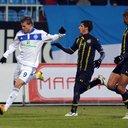 Лига Европы:  «Динамо» — «Маккаби» — 3:3. ФОТОрепортаж. «Подвига» Хачериди IKESm0xF1bk2lz4JKFaj