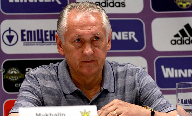 Михаил Фоменко. Фото - А.Попов