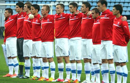 Сборная Словакии