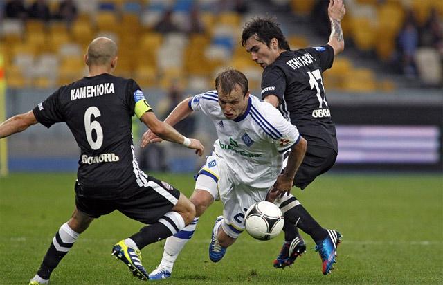 Фото - fcdynamo.kiev.ua