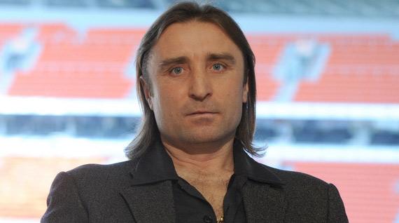 Михаил Старостяк. Фото - shakhtar.com