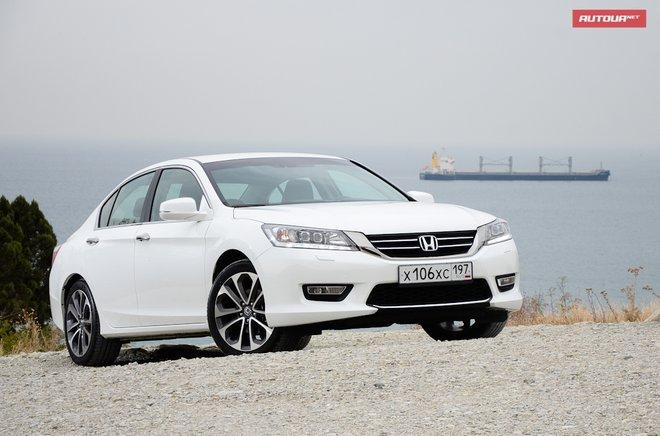 Хонда Аккорд 2013 азиатская модификация