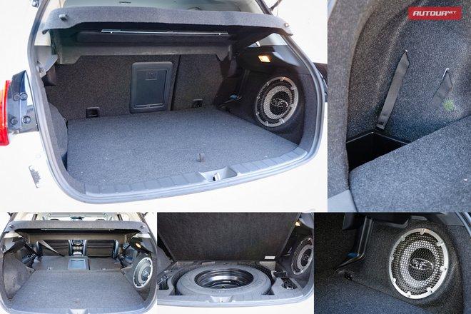 Тест-драйв Peugeot 4008 (Пежо 4008) багажник