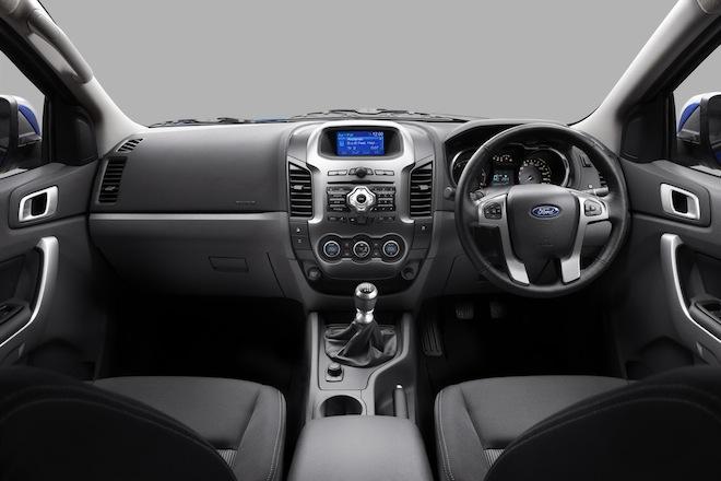 Ford интерьер