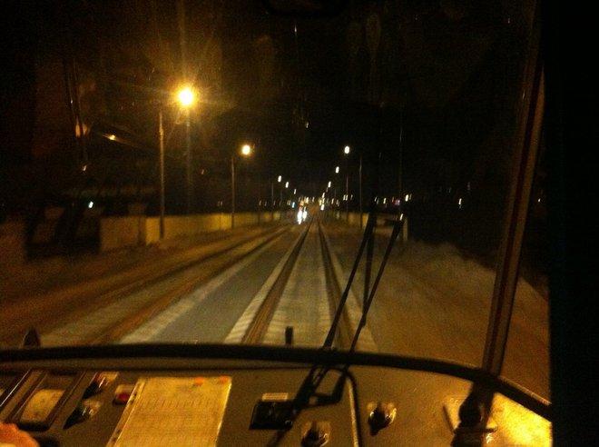 Трамвай Троещина
