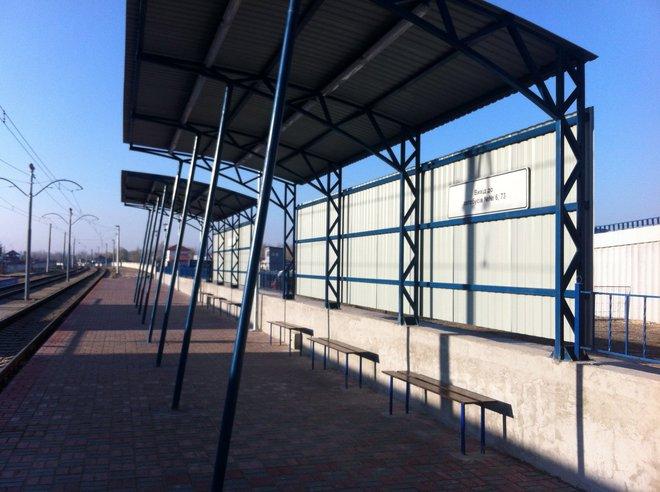 Трамвай Троещина установка Пепельно-каштановая