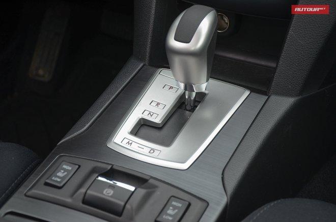 Subaru Outback 2013 вариатор
