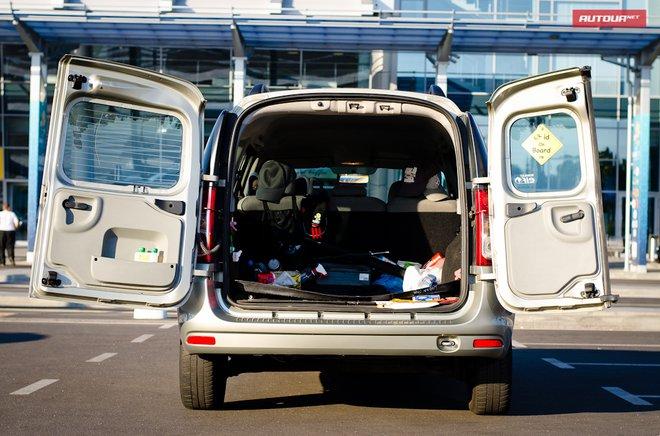 Опыт эксплуатации Renault Logan MCV
