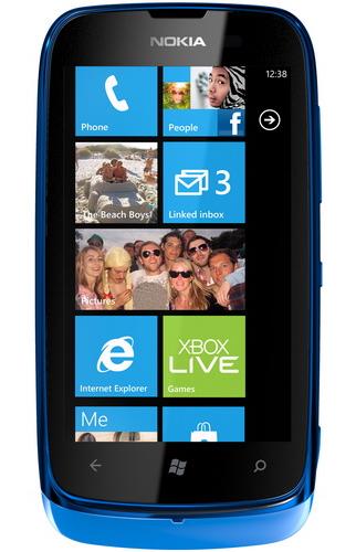 Microsoft анонсировала онлайн-магазин Windows Phone Marketplace в Украине