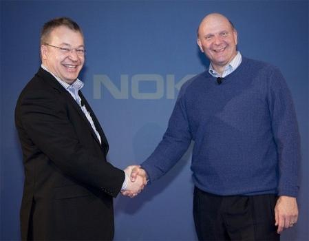 Microsoft хочет купить часть компании Nokia