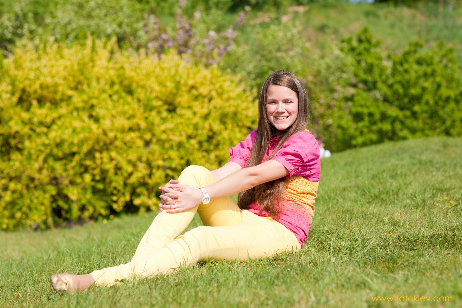 Юная девочка модель эдуарда 2 фотография